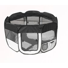 'All Terrain' Lightweight Collapsible Travel Dog Pen