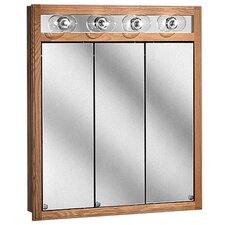 "Bostonian Series 30"" x 35.5"" Surface Mount Medicine Cabinet"