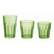 "Happy Hour 5"" Tumbler in Green (Set of 12)"