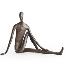Yoga Twist Sculpture