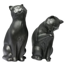 Cat Bookend (Set of 2)
