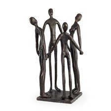 Circle of Love Bronze Sculpture