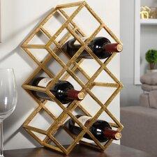 Anna 9 Bottle Tabletop Wine Rack
