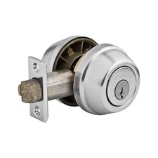 Signature Series Double Cylinder Deadbolt