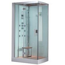 Platinum 6 kW Left Steam Shower