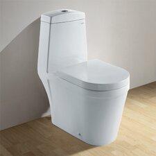 Royal Dual Flush Elongated Toilet 1 Piece