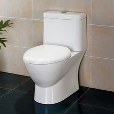 Platinum Adriana Dual Flush Elongated Toilet 1 Piece