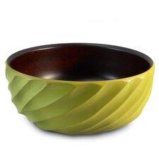 Spiral Salad Bowl