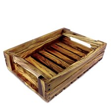 Olive Wood Kitchen Crate