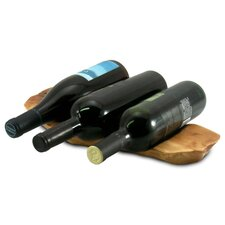 Root 6 Bottle Tabletop Wine Rack