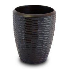 Casual Dining Utensil Vase in Chocolate
