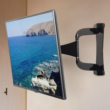 "Designer Series™ Ultra Slim Articulating Arm Universal Wall Mount for 32""-50"" Ultra-Thin Screens"
