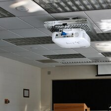 Universal Tray Style Projector Security Ceiling Mount