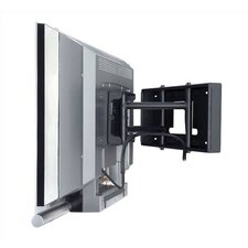 "Articulating Arm/Tilt/Swivel Wall Mount for 10"" - 22"" LCD/plasma"
