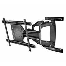 Corrosion Resistant Articulating Arm/Swivel/Tilt Universal Wall Mount for Screens
