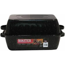 Large Covered Rectangular Roaster