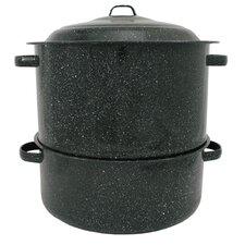 Graniteware 19-qt. Multi-Pot
