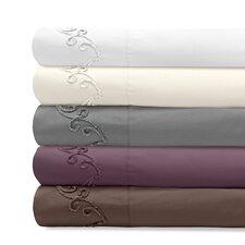 Supreme Sateen 800 Thread Count Cotton Pillowcase (Set of 2)
