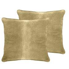 Luxury Velvet Euro Pillow (Set of 2)