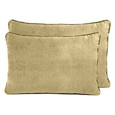 Luxury Velvet Boudoir Pillow (Set of 2)