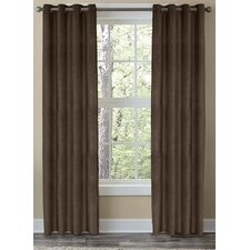Chenille Luxe Curtain Panel