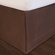 Matte Satin Bed Skirt
