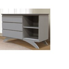 Madison 3 Drawer Combo Dresser