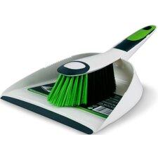 2 Piece Dustpan and Brush Set