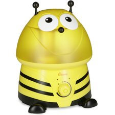 Buzz the Bumble Bee 1 Gal. Cool Mist Ultrasonic Humidifier with Filter