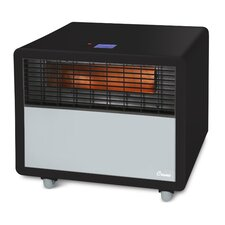Electric Infrared Heater with Anti Freeze Function