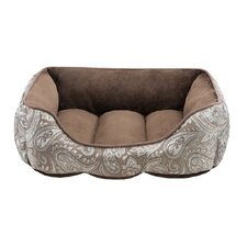 Brutus Rectangular Cuddler Dog Bed