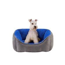 Buster Reversible Rectangular Cuddler Dog Bed