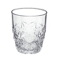Dedalo 8.75 Oz. Double Old Fashioned Glass (Set of 6)