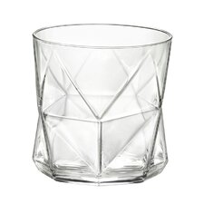 Cassiopea 13.75 Oz. Double Old Fashioned Glass (Set of 4)