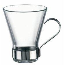 Ypsilon 7.5 oz. Cappuccino Cup (Set of 4)