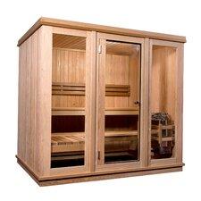 Jefferson 6 Person Sauna