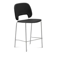 """Traffic 40.25"""" Stacking Dining Counter Stool"""