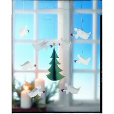 Christmas Angels of Love Mobile