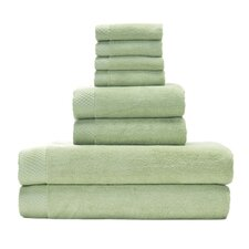 Resort 8 Piece Towel Set