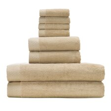 Resort 8 Piece Towel Set