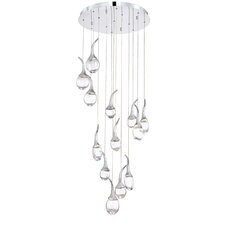 Oz 13 Light LED Mini Chandelier