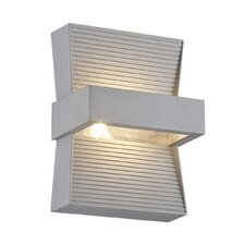 Mill 1 Light Outdoor Sconce
