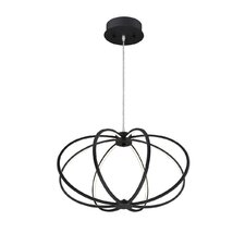 Leggero 8 Light Geometric Pendant