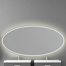 Front-Lit LED Mirror