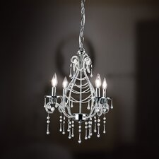 Prelude 4 Light Chandelier