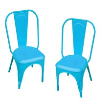 Leigh Classique Stracking Dining Side Chair (Set of 2)