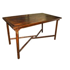 Char-Log Bar Pub Table