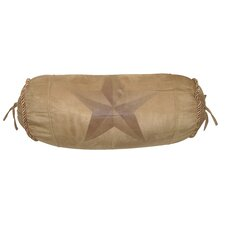 Star Rolled Neck Pillow