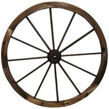 Charred Wagon Wheel