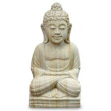 Buddha Serene I Figurine